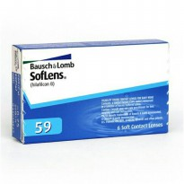 Bausch and Lomb Disposable Softlens