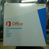 Microsoft Office 2013 Home & Business Lengkap 1 PC Komputer (ORIGINAL)