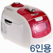 Cuckoo electric rice cooker CRP-FA0621MR / for 6 person / Xwall black coating /