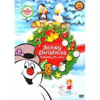 [DVD] Snowy Christmas: 5 Holiday [License Indonesia]