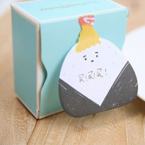 Sticky Sushi Post it / Label Note Kertas Catatan Mini Lucu Murah Imut