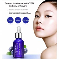 BIOAQUA Serum Blueberry Pencerah Wajah Wonder Blueberry and Hyaluronic Moisture Serum Essence