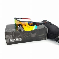 Kacamata Oaklay Radar Path 3004 Polarized Fullset