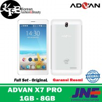 TABLET ADVAN X7 PRO FACE ID 8GB GARANSI