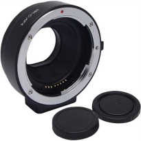 Electronic Lens Mount Adapter Meike Canon EF Lens to Canon EOS M