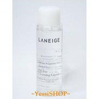 LANEIGE OIL-FREE CLEANSING LIQUID MILD & THROUGH CLEANSING FOR ALL SKIN TYPES 25ML
