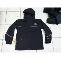 JAKET OUTDOOR TNF HYVENT 2017 ORIGINAL OUTER ONLY