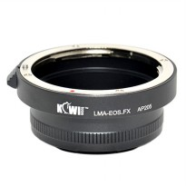 Lens Mount Adapter Canon EF (EOS) Lens to Fujifilm X-Pro1 (X-Mount)