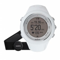 Jam Tangan SUUNTO AMBIT 3 SPORT WHITE (HR) heart rate ORIGINAL