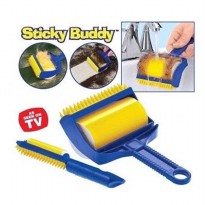 The Us Unik - Sticky Buddy - Alat Penghilang Debu