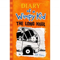 Diary of a Wimpy Kid#9: The Long Haul