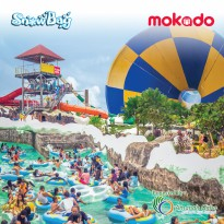 E-TICKET - SNOWBAY WATERPARK TMII Valid untill 30 November 2017 (TUTUP UTK UMUM : 1 OKT & 5 NOV)