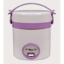 OX-182 Cute Rice Cooker Mini Oxone 0.3 Liter - Ungu