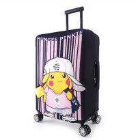 Cartoon Elastic Luggage Cover/ Sarung Pelindung Koper Elastis 18