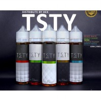 Liquid Vape TSTY Minty Shake Baco Wine Berry Baco Choco Flurry Best