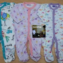 Dreamwear Baby Girl 3Pcs by Velvet Junior - 3-6 Bulan
