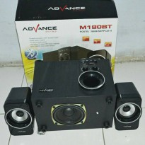 Speaker Bluetooth Advance M180bt