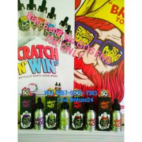 PREMIUM Liquid Vapor Nasty Juices Fat Boy (Hijau) Mango Malaysia Vapin