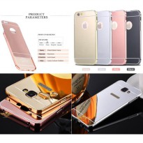 Luxury Mirror Bumper Case Samsung Galaxy J5 Prime