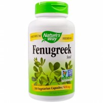 Nature's Way Fenugreek Seed (180caps)