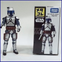 Takara Tomy Tomica Diecast Metal Collection Jango Feet Star Wars
