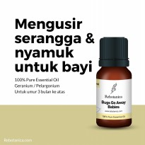 Rebotanica Bugs Go Away for Babies Essential Oil