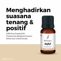 Rebotanica Joyful Essential Oil