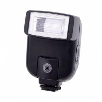 Mini Hot Shoe Flash Blitz Camera 5600k For Canon Nikon SLR CY-20