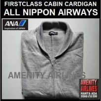 CARDIGAN TOP EXECUTIVE KABIN FIRST CLASS ANA(ALL NIPPON AIRLINES)