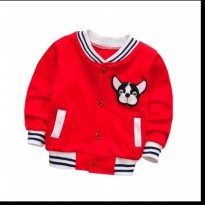Jaket dog cute for baby