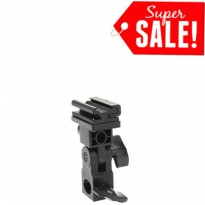 Type B Flash Hot Shoe Umbrella Holder Mount Bracket for Speedlite
