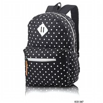 School Bag D 300 Bmw Polkadot Laptop – ICO 347
