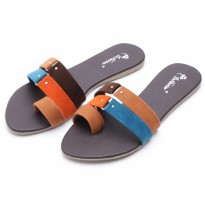 Dr.Kevin Suede Sandals 27264 Combinasi