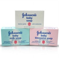 Johnson's Baby Soap 100gr