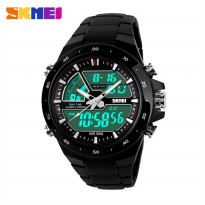 [esiafone best watch] SKMEI Men LED Sport Watch AD1016 - Jam Tangan Pria Original