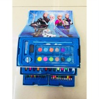 FROZEN [ isi 54pcs ] Crayon Set Art set isi 54pcs FROZEN