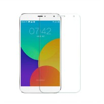 Anti Gores Kaca Tempered Glass MEIZU NOTE 3 NOTE3 / 3X Clear Bening High Quality