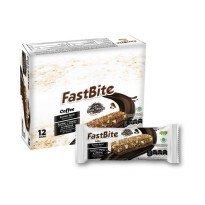 Fastbite Cereal Bar Rasa Kopi (Box @12 pcs)
