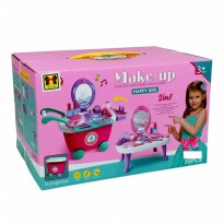 Mainan Anak Perempuan Make Up Happy Girl Beauty Play Set