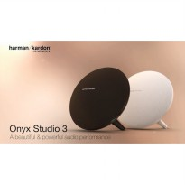 Bluetooth Speaker Harman Kardon Onyx studio 3 Original