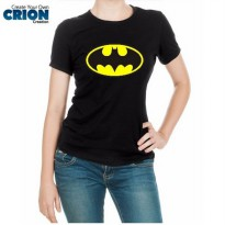 Kaos Batman Ladies - Batman Logo -  By Crion