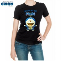 Kaos Doraemon Ladies - Stand By Me - By Crion