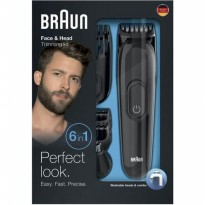 Braun MGK 6 in 1 Multi Grooming Rechargeable Beard