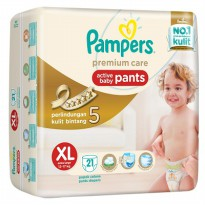 Pampers Premium Care Pants XL-21S