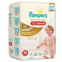 Pampers Premium Care Pants XL-54S