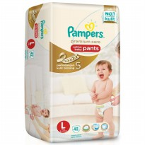 Pampers Premium Care Pants L-42S