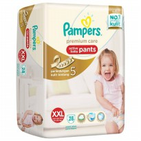 Pampers Premium Care Pants XXL-28S