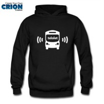 Jaket Sweater Hoodie - TELOLET - By Crion