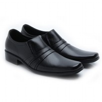 Dr. Kevin Men Dress  Bussiness Formal Shoes 13220 - Black