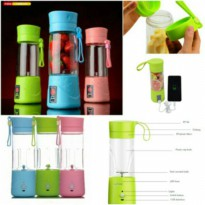 Juice Cup/Blender Portable & Rechargeable